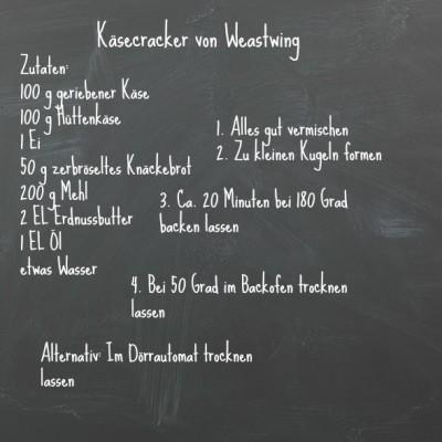 Käsecracker
