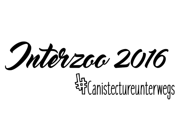 Interzoo 2016 #canistectureunterwegs