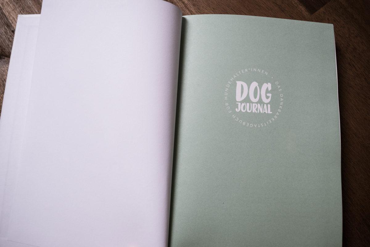 Dog Journal - ein Dankbarkeitstagebuch für Hundemenschen